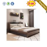 Modern Massage Folding Capsule Solid Wooden Home Bedroom Sofa Double King Bed