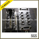 Double Plate 8 Cavity Needle Valve Gate Preform Mould