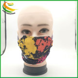 2020 Hot Sale Fashion Design Protective Mask Scarf, Reusable Face Mask Tube Scarf with Replaceable Meltblown Cloth