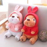 OEM Custom Plush Rabbit Toys Stuffed Doll