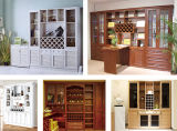Complete Aluminum Profile Panel Furniture and Wardrobe