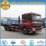 25 Tons Foton 6X4 Heavy Duty Hook Arm Roll off Refuse Truck