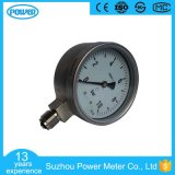 100mm All Stainless Steel Manometer with Ce Certificate