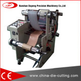 Nickel Foil Adhesive Tape Laminating Machine