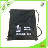 Customized 210d Drawstring Bag Promotional Drawstring Backpack