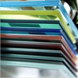 Toughened Tempered Reflective Architectural Insulated Colored Laminated Glass 6.38mm (JINBO)