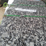 White Wave Hot Selling Polished Granite Wall Cladding Tile