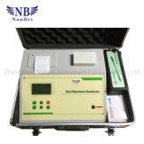 NPK Fast Soil Testing Equipment with ISO Certificate