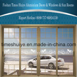 China Foshan (Chinese Kongfu Original Place) Manufacturer for Aluminium Door