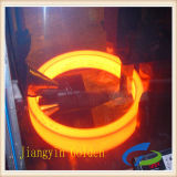 SAE4140 Forged Steel Hot Ring with Heat Treatment