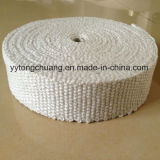 White Ceramic Fiber Exhaust Heat Wrap with Heat Resistance 1260c