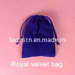 Royal Velvet Bag 3 X 4""