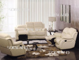 Modern Recliner Leather Sofa (846#)