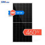 Monocrystalline Silicone PV Solar Panel 9bb Half Cut Solar Modules