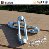 Rigging Carbon Steel Zinc Plated Drop Forged Turnbuckle Body Sr-J