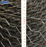 4′ Width PVC Coated Hex Poultry Netting
