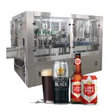 3-in-1 Pop Pet Aluminum Tin Can Filling Machine Juice Carbonated Beer Can Canning Sealing Filling Machine