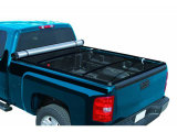 Soft PVC Truck Accessories Roll up Soft Tonneau Cover for Chevy/Gmc 5.5FT
