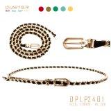 Basic Metal Belt Lady Belt Chain Belt Fancy Women Belt Fashion Accessories