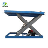 1000kg to 3000kg Fixed Hydraulic Lift Elevator with Best Price