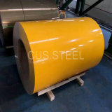 Polyester Paint Galvanized Steel Coil/PVDF Lacquered Zink Coating Steel Roll