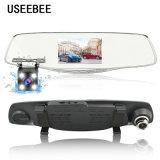 5-Inch FHD1080p Car Camera Car DVR Dual Lens Cam