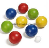 Wholesale Plastic 6 Piece Packing Bocce Ball Set