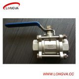 Stainless Steel Thread Floating Ball Valve, Flange Ball Valve