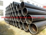 Best Price Welded Oiled Round Low Carbon Steel Pipe for Machinery Industry
