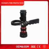 Price for Pistol Grip Flow Nozzle Aluminum Water Spray Nozzle with Instantaneous Inlet