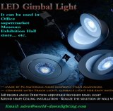 45 Degree Light Beam Gimbal Direction Adjustable 2 Years Warranty PBT Cheap Price Panel Light