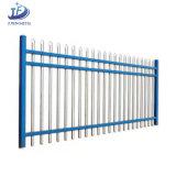 Steel Fencing Modern Metal Picket Side Stop Fencing Panels