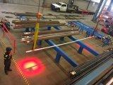 9-60V Blue Red LED Work Lights 120W LED Line Lights