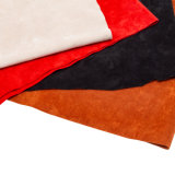 Suede Feeling Solvent-Free Microfiber Cashmere for Automotive Interior Clothes Home Textile Bag