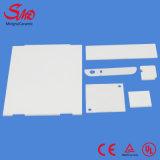 Ceramic Sheets Insulator Wear High Temperature Resistant Alumina Ceramic Substrates Plates Manufactures