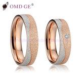 ODM Men Women 316L Stainless Steel Engagement Rings