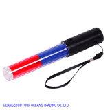Quality LED Solar/Battery/Rechargeable Traffic Warning Baton Light