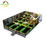 European Standard Indoor Commercial Trampoline