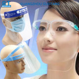 Protective Full Clear Anti Virus/Fog/Splash Isolation Face Shield