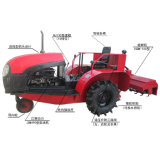New Amphibians Style Dry Land Rice Paddy Field 50HP Paddy Tire Farm Boat Tractor for Rice Field Cultivation Sale Philippines