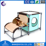 Removable Combination Oxford Cloth Cat Jumping Platform Grinding Claw Creative Cat Climbing Frame