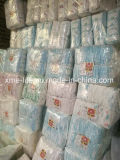 Ghana Hot Sell Stock Lot B Grade Baby Diaper with High Absorption
