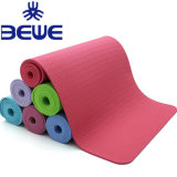 Wholesale Price Portable Fitness Multicolor Soft TPE Yoga Mat