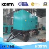 240kw Yuchai Trailer Type Electric Diesel Engine Power Generator YC6MK420-D30