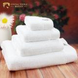 Cheap 5 Star Hotel Towel 100% Cotton Promotional Custom Logo Hand Bath Towel Set