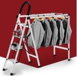 2 in 1 Aluminium Multi-Purpose Ladder Clothes Drying Rack