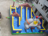 Outdoor Inflatable Playground/Fun City Park (FL-F103)