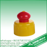 Plastic Water Bottle Cap Push Pull Cap Screw Bottle Lid