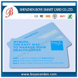 Most Popular Plastic PVC Health Care Card