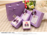 Exquisite Workmanship Wedding Popular Colorful Gift Box and Paper Bag